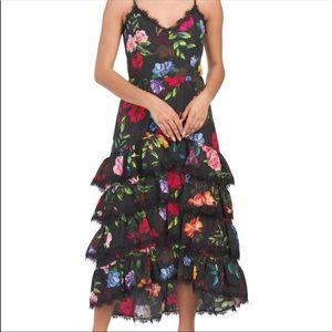 Marchesa Notte Day Dress